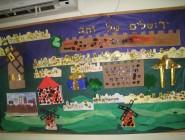 לוח תוכן יום ירושלים