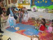 מסיפור להצגה והילדים הם שחקנים