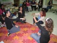 צוות חינוכי בלמידה ארגונית