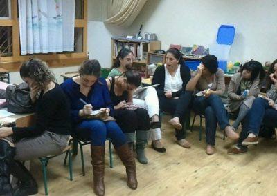 צוות הגן בלמידה ארגונית - גן דמוקרטי במודיעין